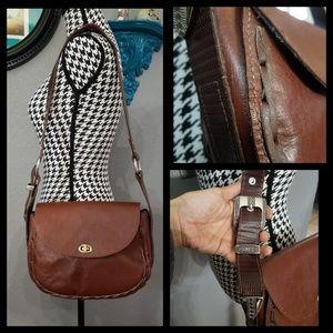 Gorgeous VTG Leather Bag